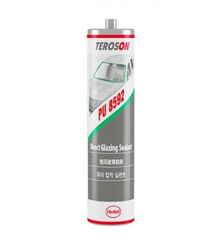 Клей для вклейки стекол TEROSON® PU 8592, черный, 310 мл