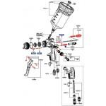 133942 Уплотнитель для SATA jet 3000, jet 2000 HVLP, jet RP, jet 1000, KLC, jet K3, jet 90