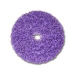07933 Зачистной круг  Clean'N'Strip фиолетовый, 100 мм х 13мм