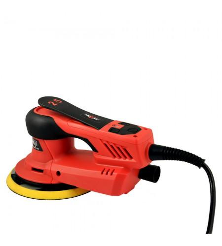 KS-01-150-25  Шлиф. машинка электрическая ручная 220V/50Hz без мешка для пыли, эксцентрик 2,5 мм