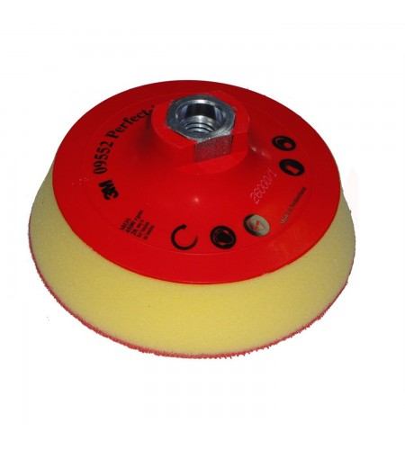 09553 Оправка полировальник для резьбы М14
