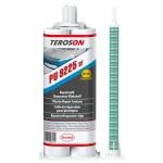 Клей 2-компонентный TEROSON® PU 9225SF  быстротвердеющийся полиуретановый 50 мл . Используется для ремонта интерьера под покраску и пластиковых элементов экстерьера.