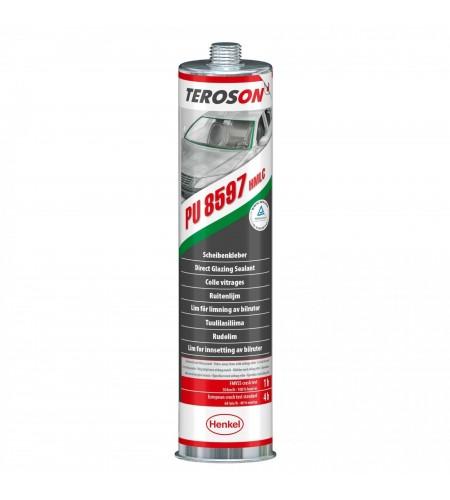 Клей для вклейки стекол TEROSON® PU 8597– 4-х часовой, черный, 310 мл