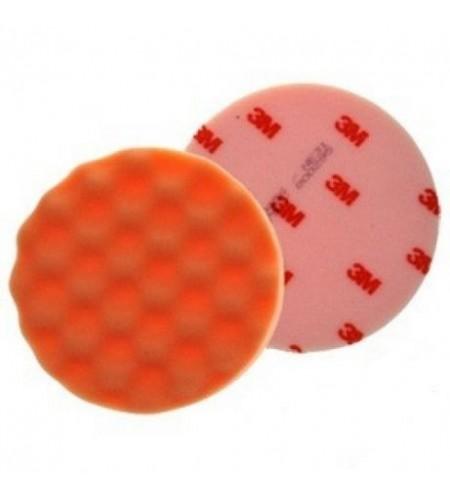 50456 Оранжевый полировальник D=133мм