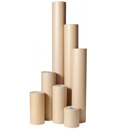 206030 Маскировочная бумага 30см*300м желтая (АВ)