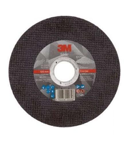 51790 Отрезной круг Silver 125 мм х 1 мм х 22 мм