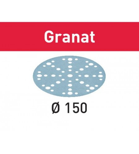 575165 Мат.шлиф. Granat P150, компл. из 100 шт.  STF D150/48 P150 GR/100
