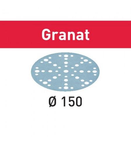 575169 Мат.шлиф. Granat P280, компл. из 100 шт.  STF D150/48 P280 GR/100