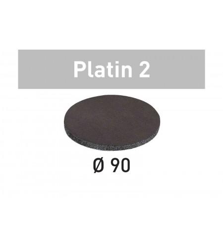 498324 Мат.шлиф. Platin II S 2000, компл. из 15 шт. STF D 90/0 S2000 PL2 15X