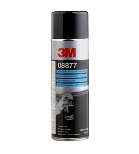 08877 Покрытие быстросохнущее Spray Schutz черное , аэрозоль 500 мл