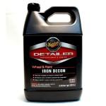 D180101 Средство для ухода за колесными дисками и окрашенной поверхностью. Wheel & Paint Iron DECON, 3,78л, 1/4