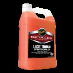 D15501 Быстродействующий с-в для ухода за лакокр-ой поверх-тью Last Touch spray Detailer 3,785л 1/4
