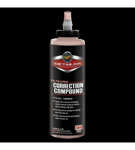 D30016 Корректирующий состав DA Microfiber Correction Compound 473мл 1/6