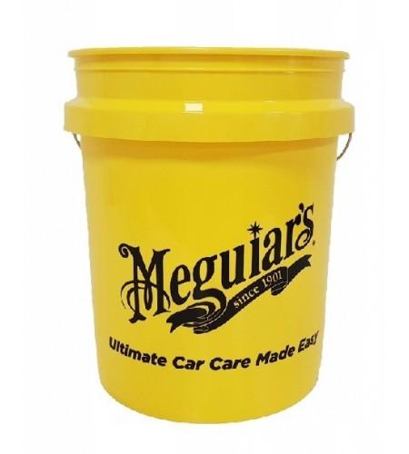 RG203 Пластиковое ведро Meguiar's Bucket 19 литров 1/1