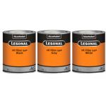 376876 Грунт-выравниватель Lesonal 2K 540 Black /3л