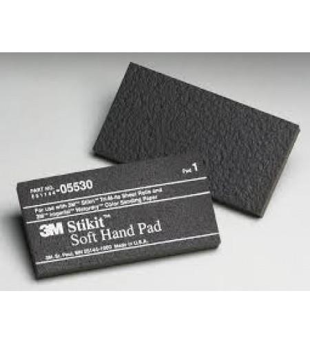 05530 Губка - шлифок для полировки 70*140 SOFT