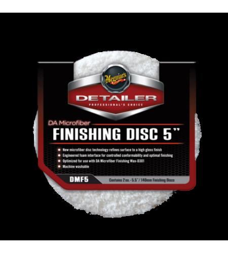 DMF5 Полировальник микрофибровый финишный 127мм, для финишной пасты D301 уп./2 шт., кор./6 уп.