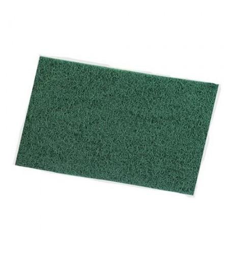 07496 Скотч-брайт лист зеленый, зерно - очень тонкое 158х224мм /60