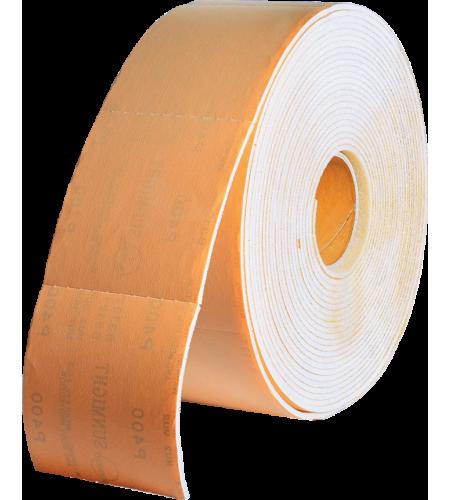 555308 RADEX Абразивное полотно в рулоне 114х25мм Р240 (1 рулон=200шт.)