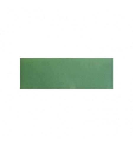 04410 SUNMIGHT Абразивные полоски 70 Х 420 мм на липучке без отв., зеленая Р180