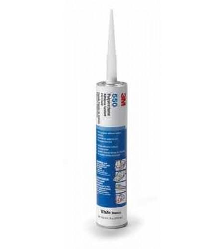 550FC Клей-герметик 3M полиуретан., белый 310мл