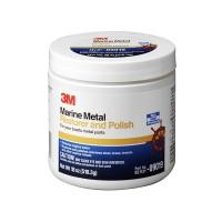 09019 Полировальная паста для металла Marine, 500мл