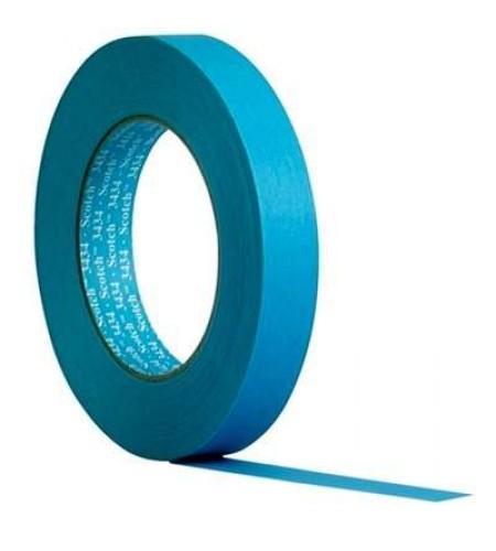 07895 Малярная лента для оклейки (110 градусов) 19мм х 50м