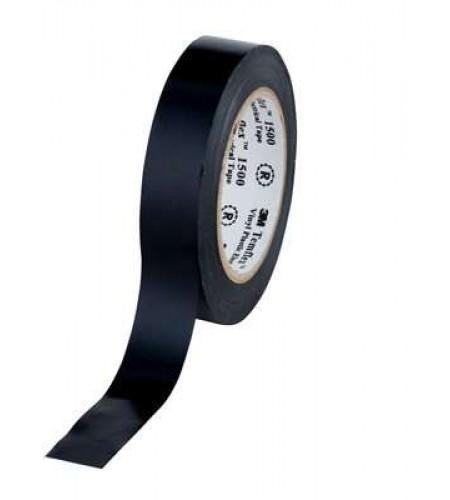 1300 15 Изолента универсальная, черная 15мм х 10м х 0,13мм