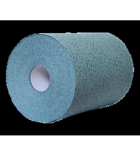 62060 Салфетки POLYTEX голубые, рулон (32*38см*500 шт)