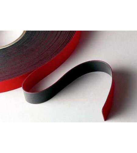 80322 Пеноакриловые, двусторонние клеящие ленты 19мм х 20м толщина 1,1мм