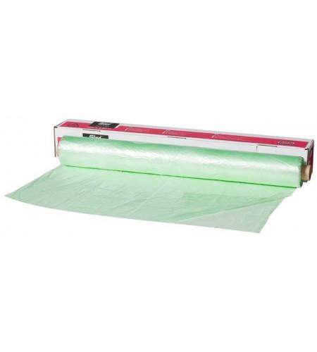 6340 Плёнка для покраски 3,8 х 200 м зеленая (Colad)