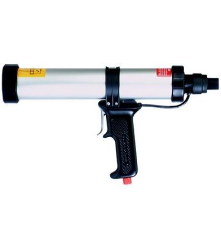 08012 Пневматический пистолет для  выдавливаемых герметиков в картриджах 290мл 310мл