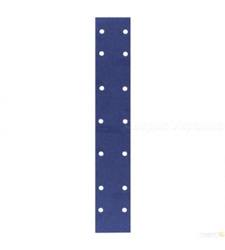 60398 Полоски для длинных шлифков Hookit II 70х419 Р  60 пурпурный