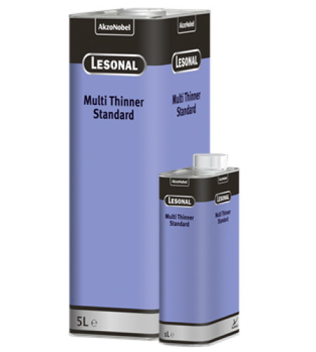 376901 Разбавитель Lesonal Multi Thinner Standart /5л