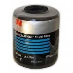 07522 Скотч-брайт Multi-Flex ультратонкий (серый) 100х200