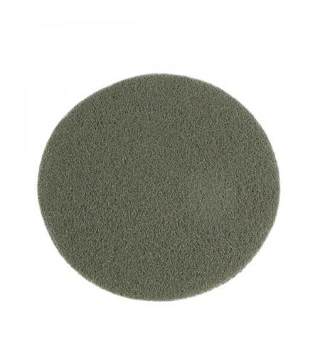 07613 Скотч-брайт Pre-Cut ультратонкий (серый) D150мм /10 шт.