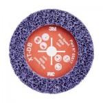 05817 Зачистной круг Clean&Strip XT-DB пурпурный 180*22