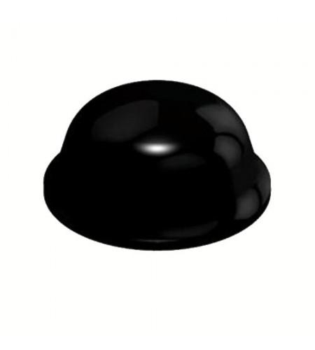 SJ5003 Амортизаторы, цвет - черный, полусфера 5,0 мм Х 11,1 мм (1 уп. = 3000 шт)