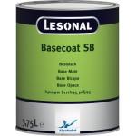 377024 Эмаль Lesonal SB Basecoat 96M/ 3,75л
