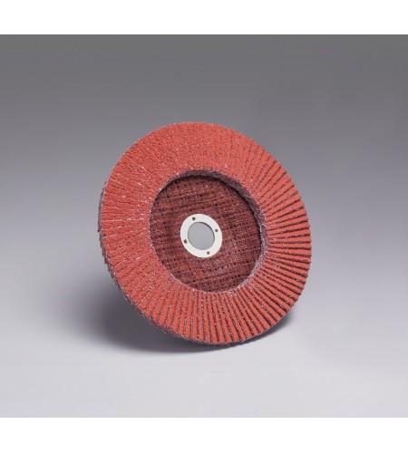 49617 Круг 747D лепестковый ткан. основа кубитрон Р120 115х22мм