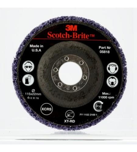 57020 Круг Clean & Strip CG-DB 115мм х 22мм S XCS голубой