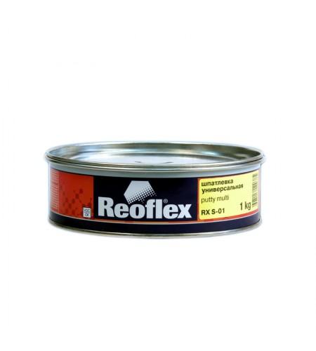 Шпатлевка MULTI унив. 0,6 кг REOFLEX