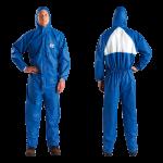 4530XXL Защитный комбинезон. Дышащий материал. Тип 5/6. Защита от твердых и жидких аэрозолей.