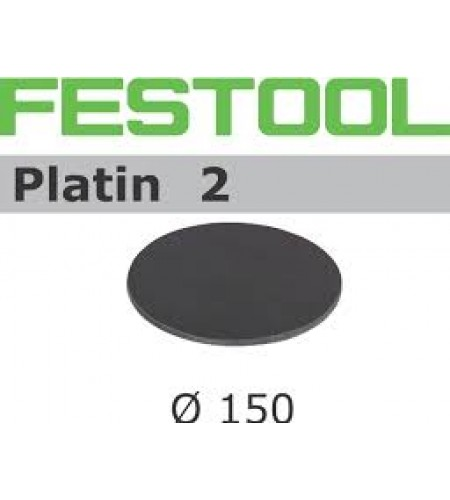 492369 Мат.шлиф. Platin II S 500, компл. из 15 шт. STF-D150/0-S500-PLF/15