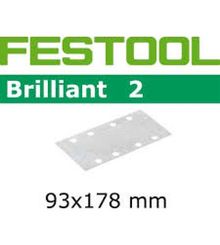 492915 Мат.шлиф Brilliant2 P120, компл. из 100шт. STF93X178/8-P120-BR2/100