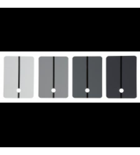 931503 Тест-пластины д/нанесения краски, темно-серые Colad