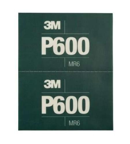 34339 Абразивный гибкий лист Hookit P600 170х140