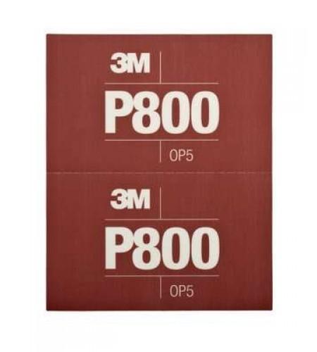 34340 Абразивный гибкий лист Hookit P800 170х140