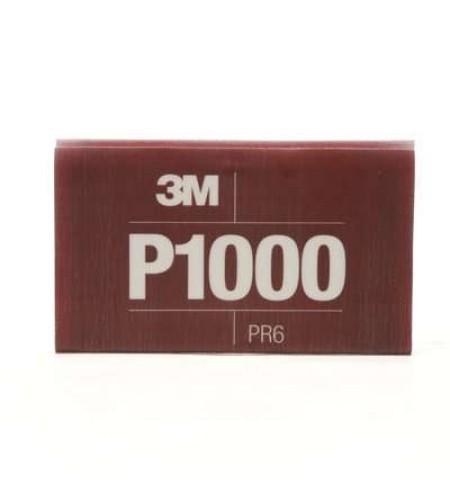 34341 Абразивный гибкий лист Hookit P1000 170х140