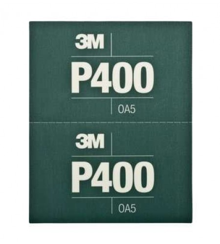 34337 Абразивный гибкий лист Hookit P400 170х140